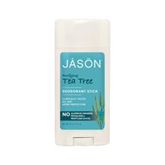 Дезодорант Jason Purifying Tea Tree Deodorant Stick (Объем 71 г)