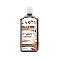 ������� ������� J?s?n ������� � ������������� Dandruff Relief� 2in1 Treatment Shampoo + Conditioner (����� 355 ��)