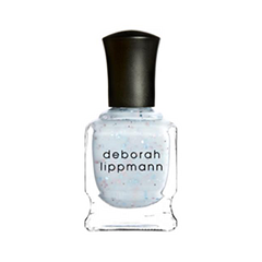 Лак для ногтей Deborah Lippmann Glitter In the Air (Цвет Glitter In the Air variant_hex_name CBD8E0)