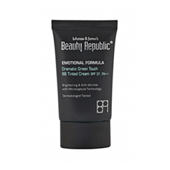 BB ���� Beauty Republic Dramatic Green touch BB Tinted Cream SPF 37 PA++ (����� 30 ��)