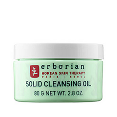 ������������ ����� Erborian Solid Cleansing Oil (����� 80 �)