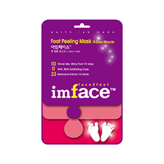 ����� Imface Foot Peeling Mask 10 Days Miracle (����� 40 ��)
