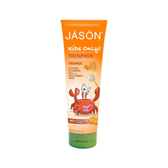 Jāsön Kids Only Orange Toothpaste (Объем 119 г)