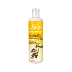 Кондиционер Jason Детский кондиционер для волос Kids Only All Natural Conditioner (Объем 227 мл)