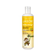 Шампунь Jason Kids Only All Natural Shampoo Extra Gentle (Объем 517 мл)
