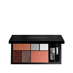 Тени для век Sleek MakeUP Eye & Cheek Palette - A Midsummer's Dream sleek makeup палетка теней quattro eye shadow 2 оттенка палетка теней quattro eye shadow midnight blues тон 332