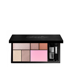 Тени для век Sleek MakeUP Eye  Cheek Palette - All Day Soiree