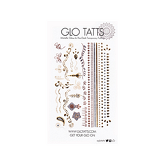 ���������� ���� Glo Tatts Tikka Pack