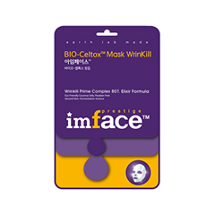 Тканевая маска Imface Vio-Xellose Mask Wrinkill (Объем 23 мл)