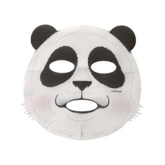 Тканевая маска Berrisom Animal Mask Blackberry - Panda (Объем 25 мл) тканевая маска bioaqua animal tiger supple mask объем 30 г