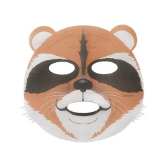 �������� ����� Berrisom Animal Mask Placenta+Adenosine - Racoon (����� 25 ��)