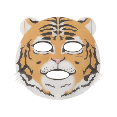 Тканевая маска Berrisom Animal Mask Red Ginseng - Tiger (Объем 25 мл) тканевая маска bioaqua animal tiger supple mask объем 30 г