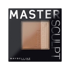 Корректор Maybelline New York Скульптурирующая пудра Master Sculpt 01 (Цвет 01 Light Medium variant_hex_name CEB09B Вес 50.00)