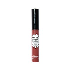 Блеск для губ theBalm Read My Lips GRRRR! (Цвет GRRRR! variant_hex_name B05655)