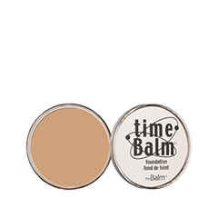 Тональная основа theBalm timeBalm Foundation Lighter than Light (Цвет Lighter than Light variant_hex_name E3C7AF)