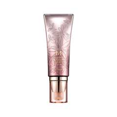 BB крем Missha M Signature Real Complete BB Cream SPF2 PA++ 27 (Цвет 27 Honey Beige variant_hex_name DDA27C)
