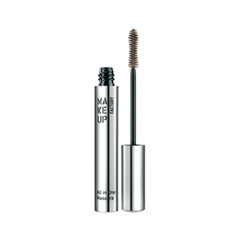 ���� ��� ������ Make Up Factory All In One Mascara 04 (���� 04 Brown)