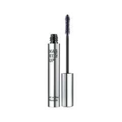Тушь для ресниц Make Up Factory All In One Mascara 07 (Цвет 07 Midnight Blue variant_hex_name 1E2E45) тушь для ресниц artdeco all in one panoramic mascara