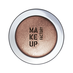 Тени для век Make Up Factory Baked Eye Shadow  22F (Цвет 22F Bronzed Dune variant_hex_name DB9378)