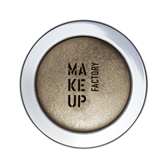 Тени для век Make Up Factory Baked Eye Shadow 46 (Цвет 46 Green Terra variant_hex_name A38263)