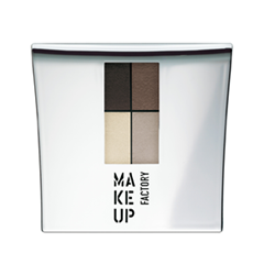 ���� ��� ��� Make Up Factory Eye Colors 04 (���� 04 Dim Greige)