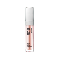 Блеск для губ Make Up Factory High Shine Lip Gloss 35 (Цвет 35 Pearly Apricot Blush variant_hex_name DDA594) блеск для губ make up secret lip gloss lgm01 цвет lgm01 variant hex name e5bab2