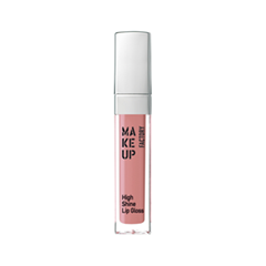 Блеск для губ Make Up Factory High Shine Lip Gloss 39 (Цвет 39 Dune Rose variant_hex_name C59696) c ehko volume high shine shampoo