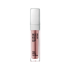 Блеск для губ Make Up Factory High Shine Lip Gloss 49 (Цвет 49 Precious Rose variant_hex_name AD7472) блеск для губ make up secret lip gloss lgm01 цвет lgm01 variant hex name e5bab2