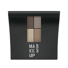 Для глаз Make Up Factory Mat Eye Colors 070 Цвет 070 Rocky Earth varianthexname 908279