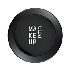 Тени для век Make Up Factory Mat Eye Shadow 02 (Цвет 02 Black Coffee variant_hex_name 32302E) make up factory eye shadow brush small кисть для век малая 11 гр