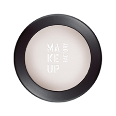Тени для век Make Up Factory Mat Eye Shadow 41 (Цвет 41 Charming White variant_hex_name E3DCD9) make up factory eye shadow brush small кисть для век малая 11 гр