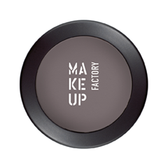 Тени для век Make Up Factory Mat Eye Shadow 65 (Цвет 65 Purple Grey variant_hex_name 72606B) make up factory eye shadow brush small кисть для век малая 11 гр