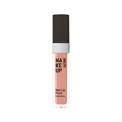 ������ ������ Make Up Factory Mat Lip Fluid Longlasting 12 (���� 12 Sheer Nude)