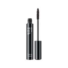���� ��� ������ Make Up Factory Push Up Mascara 01 (���� 01 Black)