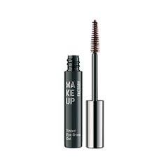 Карандаш для бровей Make Up Factory Tinted Eye Brow Gel 03 (Цвет 03 Dark Brown variant_hex_name 533E39) блузка lin show 8885