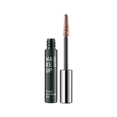 �������� ��� ������ Make Up Factory Tinted Eye Brow Gel 06 (���� 06 Light Brown)