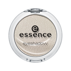 Тени для век essence Mono Eyeshadow 01 (Цвет 01 Snowflake variant_hex_name E6E0D8) тени для век essence тени хайлайтер hi lighting eyeshadow mousse 01 цвет 01 hi ivory variant hex name fdece4