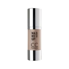 CC крем Make Up Factory CC-Foundation 21 (Цвет 21 Light Caramel variant_hex_name B19280)