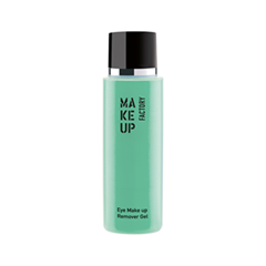 Снятие макияжа Make Up Factory Eye Make Up Remover Gel (Объем 125 мл)