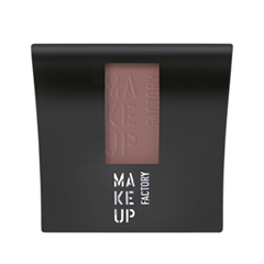 Румяна Make Up Factory Mat Blusher 23 (Цвет 23 Smokey Rosewood variant_hex_name A16E6A)