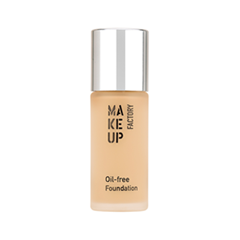 Тональный крем для жирной кожи Make Up Factory Oil-Free Foundation 08 (Цвет 08 Sand variant_hex_name E1CAA3)