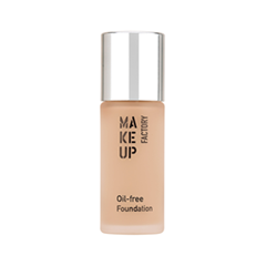 Тональный крем для жирной кожи Make Up Factory Oil-Free Foundation 34 (Цвет 34 Rosy Porcelan variant_hex_name D7BFA7)