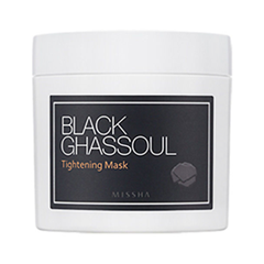 Маска Missha Black Ghassoul Tightening Mask (Объем 95 г)