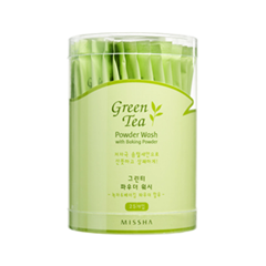 ����� Missha ��������� ����� Green Tea Powder Wash with Baking Powder