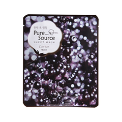 �������� ����� Missha Pure Source Sheet Mask Caviar (����� 21 �)