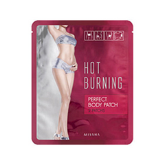 Для похудения Missha Hot Burning Perfect Body Patch