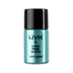 Тени для век NYX Professional Makeup Loose Pearl Eye Shadow 14 (Цвет 14 Turquoise variant_hex_name 87B1AF)