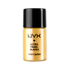 Тени для век NYX Professional Makeup Loose Pearl Eye Shadow 17 (Цвет 17 Yellow Gold variant_hex_name E6C47D)