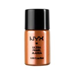 Тени для век NYX Professional Makeup Loose Pearl Eye Shadow 18 (Цвет 18 Orange variant_hex_name 9C5D35)