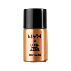 Тени для век NYX Professional Makeup Loose Pearl Eye Shadow 21 (Цвет 21 Oro variant_hex_name 916038)